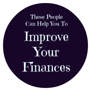 These people can really help you to improve your finances