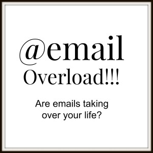 Reduce emails ~ If you're feeling like emails are taking over your life, click through for my top tips