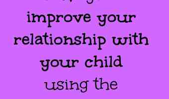 5 ways to improve your relationship with your child using the law of attraction