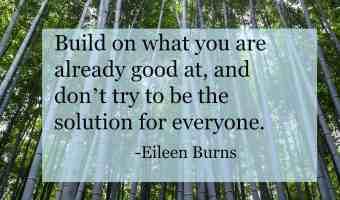 Blog Interview with Stress Coach Eileen Burns