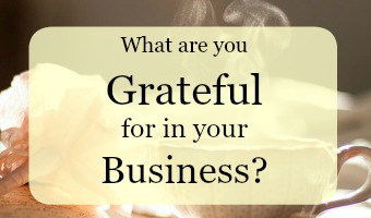 Gratitude in business. Let this super power emotion help you achieve business success