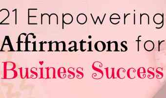 21 empowering affirmations for business success