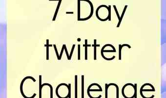 Twitter Challenge – Boost your twitter engagement