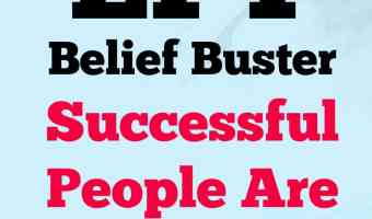EFT Belief Buster – Successful people are mean