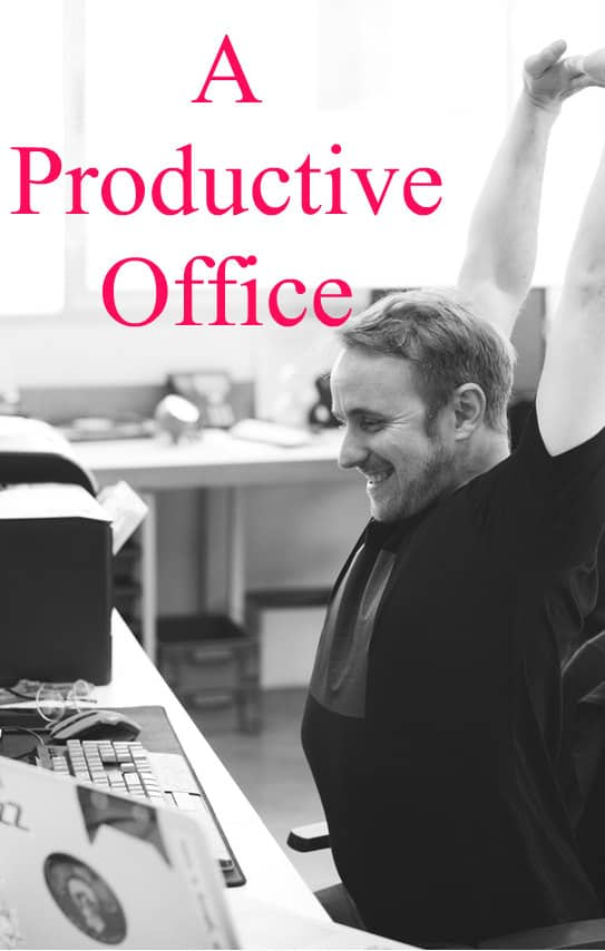 Our working environment is something you must pay attention to. These tips to create a comfortable environment to improve productivity in the office