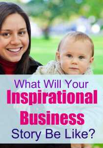 LOA: What Will Your Inspirational Business Story Be Like?