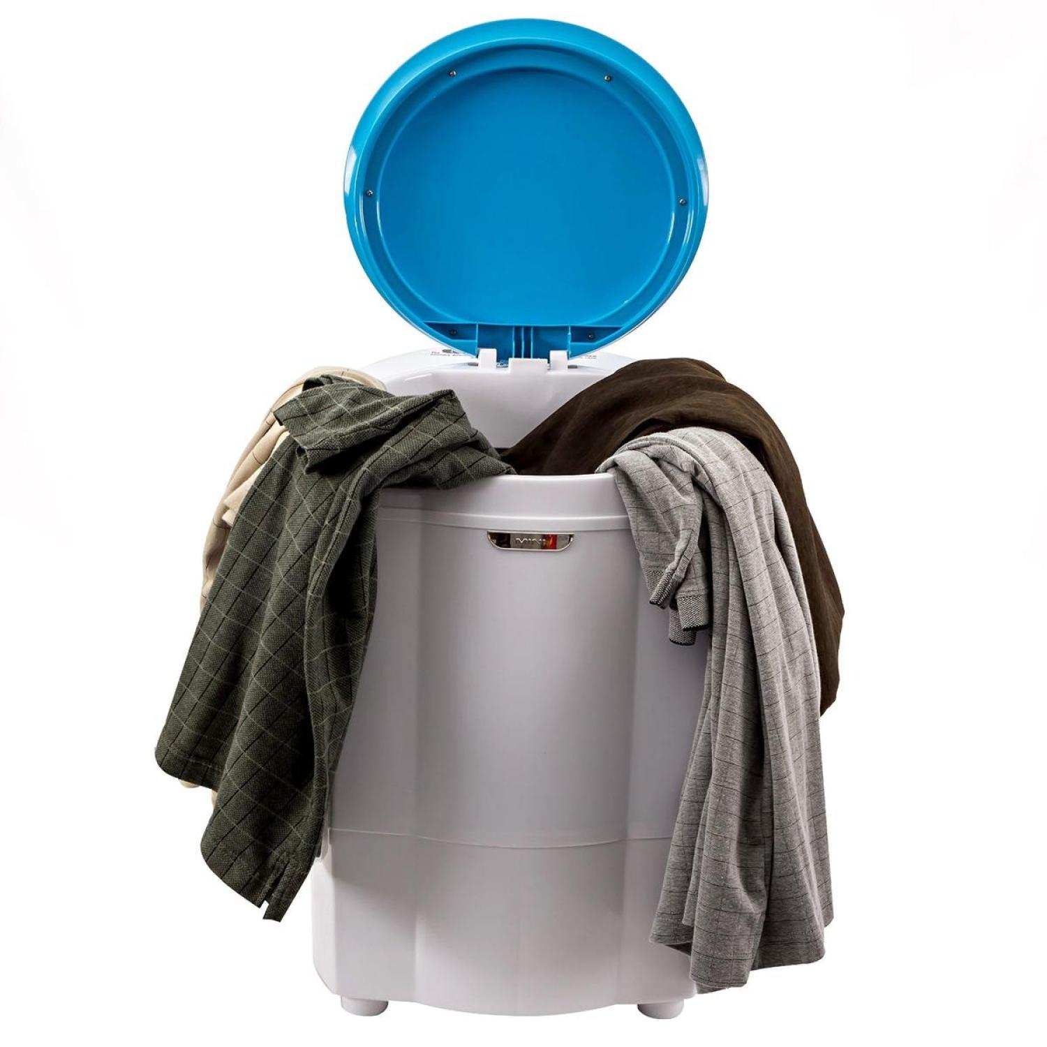 Clothes Washing Machine ~ Off grid manual washing machine that won t numb your hands