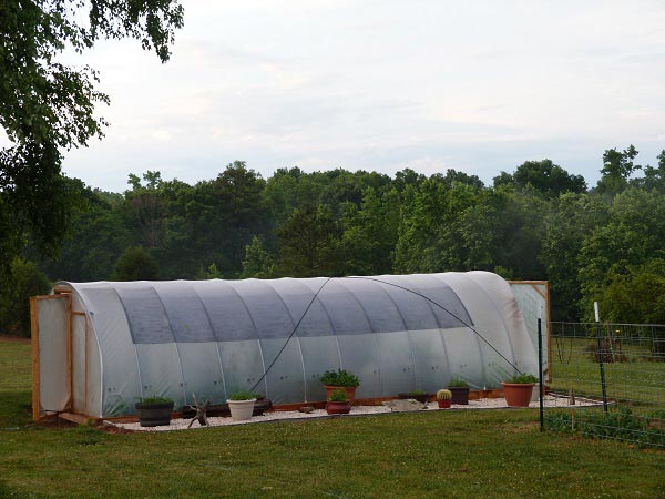 this is another cold frame option the great thing is that it is around 300 square feet