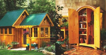 108 Free DIY Shed Plans & Ideas that You Can Actually Build in Your Backyard