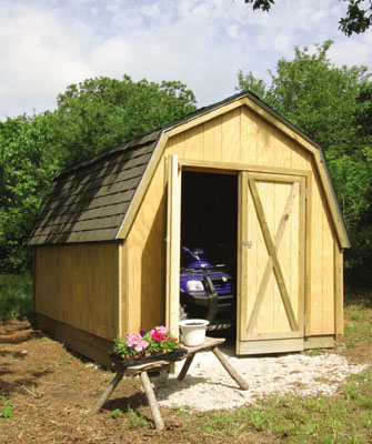 shed 25