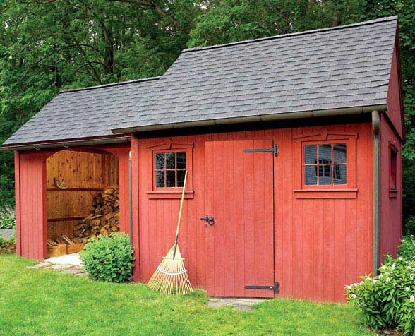108 diy shed plans with detailed step by step tutorials free for Large sheds for sale