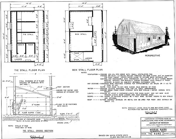 153 pole barn plans and designs that you can actually build A frame barn plans