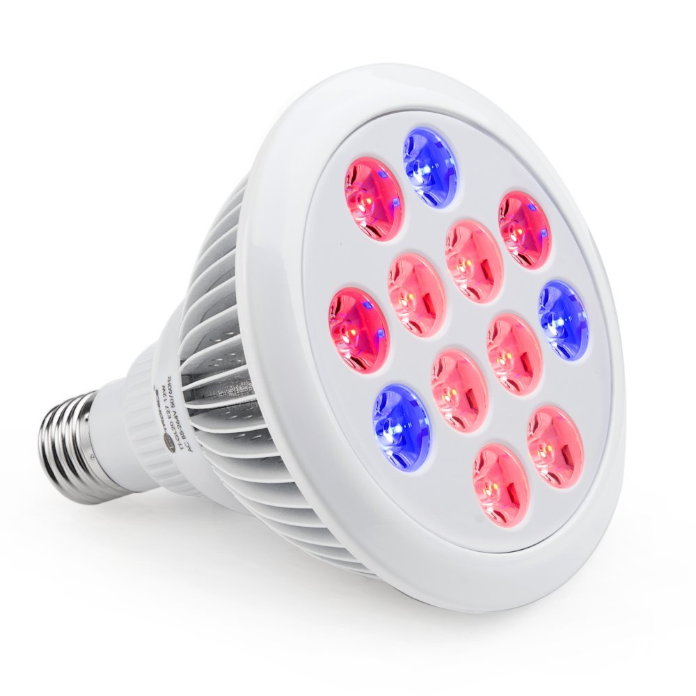 taotronics led plant grow light for garden greenhouse
