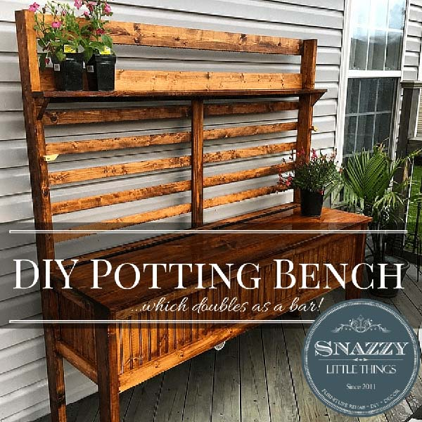 Amazing The Potting Bench/Bar