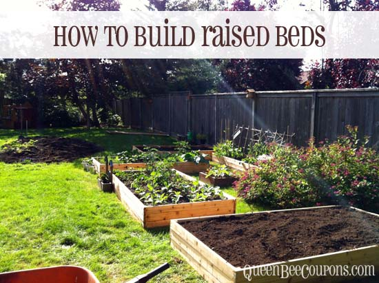I Really Like These Raised Garden Beds. They Are Absolutely Gorgeous. What  I Love Even More Is That They Appear To Be Very Easy To Construct.