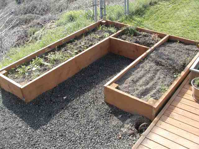If You Are Someone That Likes To Add A Little Flare To Your Design Then You  Might Like This Raised Garden Bed Option.