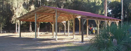 This Is A How To On Building The Traditional Pole Barn Youll Just Need Click Drop Down Menus Read Build It