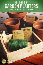 5 Best Planters for Indoor or Outdoor Garden