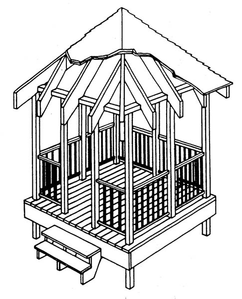 22 free diy gazebo plans  u0026 ideas to build with step