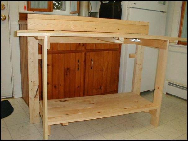 Free Diy Workbench Plans Ideas To Kickstart Your Woodworking