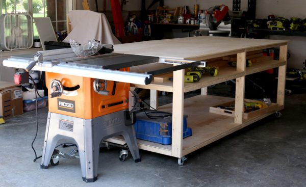 This is a great workbench  You ll have ample of work space  And the plans  are easy to read as well  So if you find yourself needing a large workspace  then. 49 Free DIY Workbench Plans   Ideas to Kickstart Your Woodworking