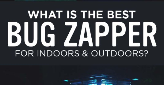 7 Best Bug Zappers for Indoors and Outdoors – Reviews & Comparison