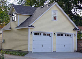 18 free diy garage plans with detailed drawings and for Attached garage plans with bonus room