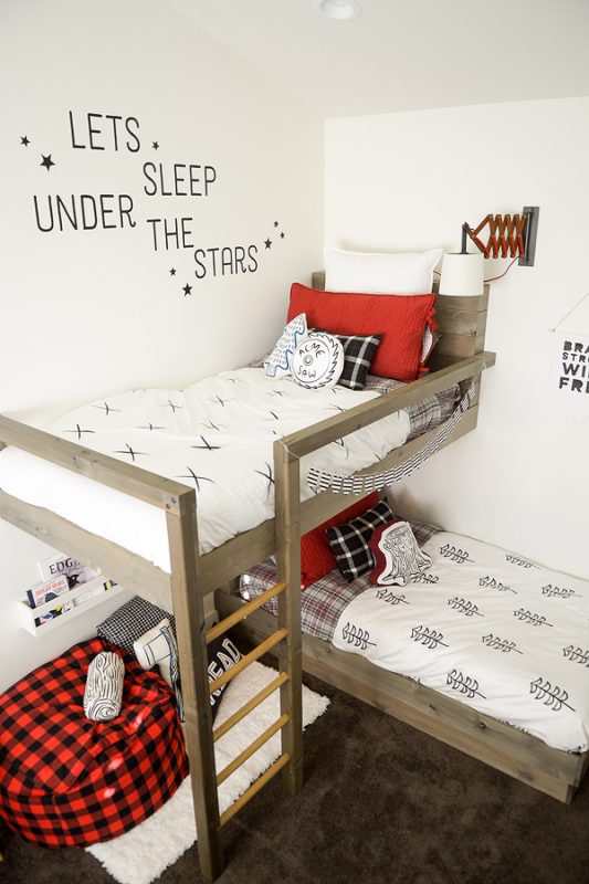 not everyone wants the traditional style bunk beds and if not then you might want to
