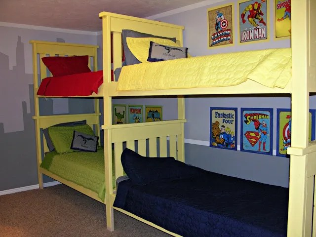 Bed Space Design 31 diy bunk bed plans & ideas that will save a lot of bedroom space