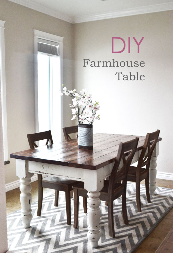 This Table Doesnu0027t Have The Same Finished Look That Many Tables Do. But If  You Are Like Me And Love The Rustic Appeal Then Youu0027d Probably Adore This  Table.