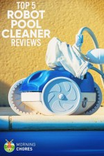 5 Best Robotic Pool Cleaner for 2017 – Reviews and Comparisons