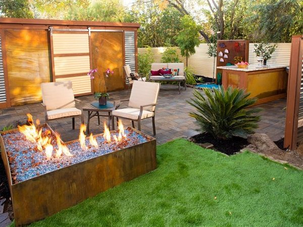 Ideas For Small Backyards Interesting 30 Small Backyard Ideas That Will Make Your Backyard Look Big Review