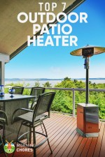 7 Best Outdoor Patio Heater: 2017 Reviews & Buying Guide