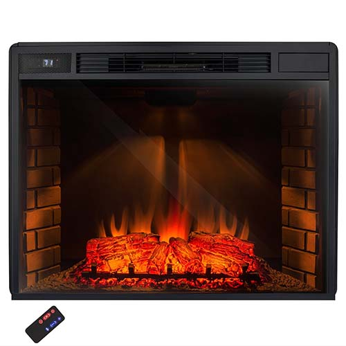 8 Best Electric Fireplace Heater & Stove: Reviews & Comparison