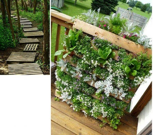 pgi3 - Garden Ideas With Pallets