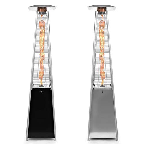 High Quality Thermo Tiki Deluxe Free Standing Patio Heater