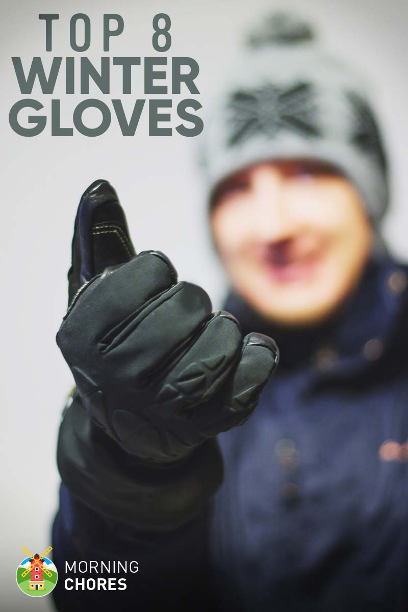 8 Best Winter Gloves for Men, Women, and Kids: Reviews & Buying Guide