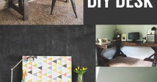 How to Build a Desk for $20 (Bonus: 5 Cheap DIY Desk Plans & Ideas)