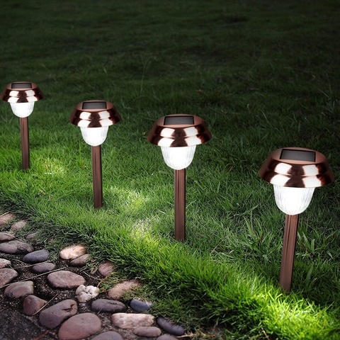 8 Best Brightest Solar Lights for Garden Outdoor 2017 Reviews