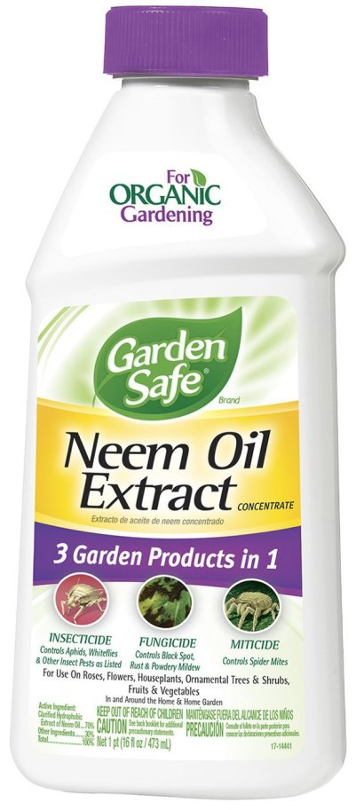 Garden Safe HG-83179 Neem Oil Extract Concentrate