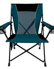 Kijaro Dual Lock Folding Camping Chair