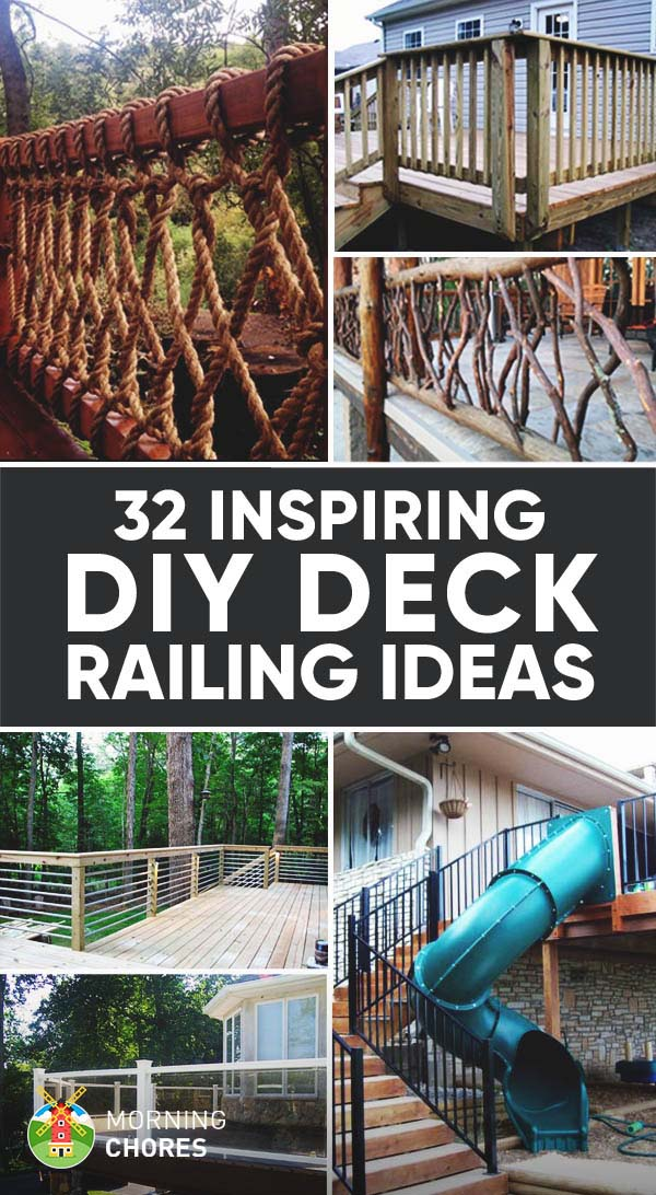 But Weu0027d Love To Hear Your Thoughts. Which One Is Your Favorite? Do You  Have A DIY Deck Railing Design That Isnu0027t Mentioned Here?