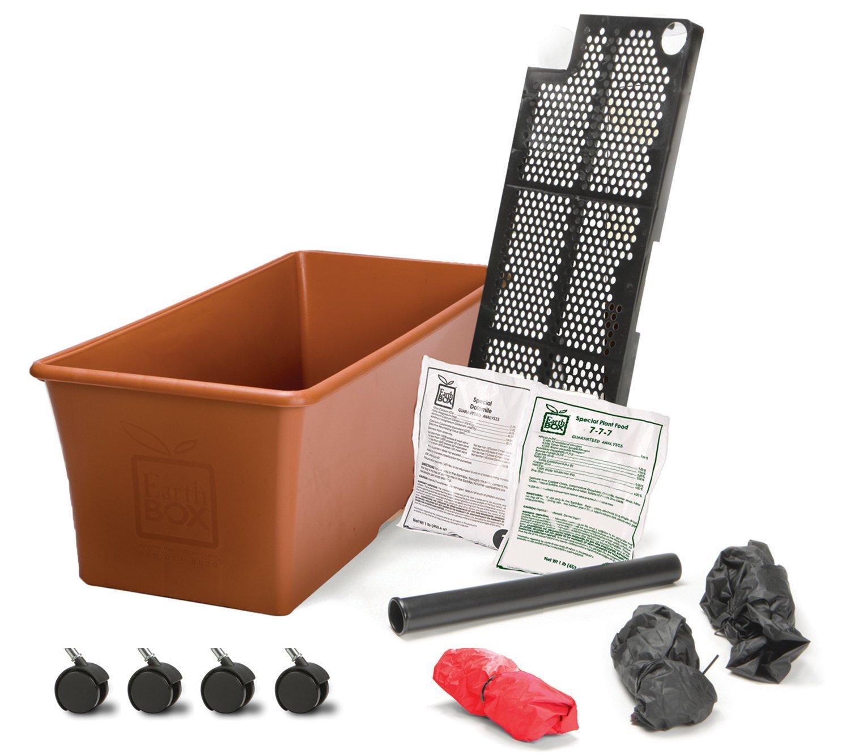 EarthBox 1010011 Terra Cotta Garden Kit Self Watering Planter
