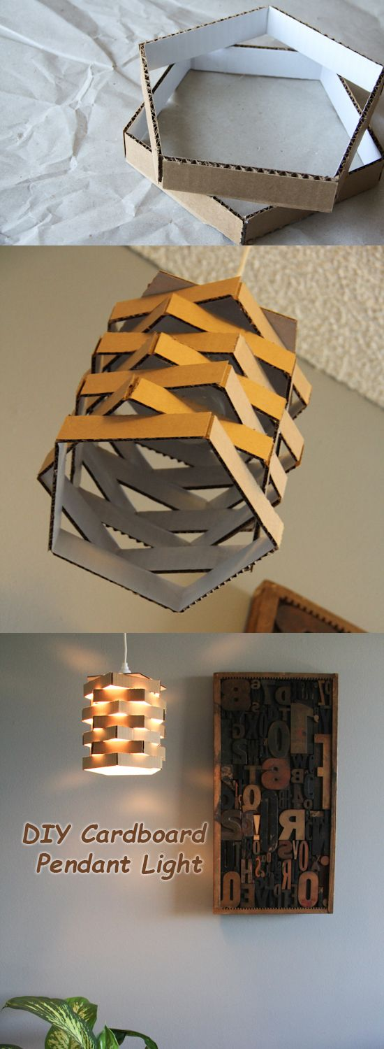 34 beautiful diy chandelier ideas that will light up your home the cardboard chandelier arubaitofo Choice Image