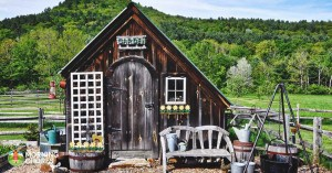 6 Simple Steps to Building a DIY Garden Shed for $3