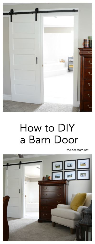 this is another tutorial that breaks down creating a sliding barn door really well she gives you each step of the process