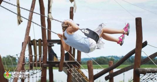 6 Best Swing Sets: Create a Safe Backyard Playground Kids Will Love