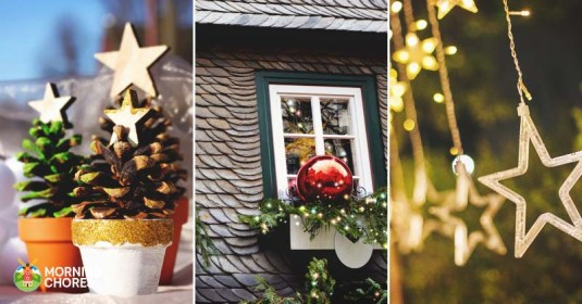 10 Creative Tips for Easily Decorating a Small Home for Christmas