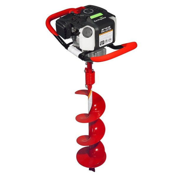 Earthquake Earth Auger Post-Hole Digger