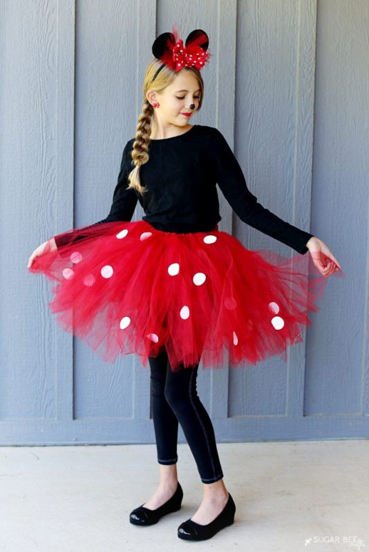 Homemade Minnie Mouse Costumes For Teenagers 39 Last Minute DIY Hal...